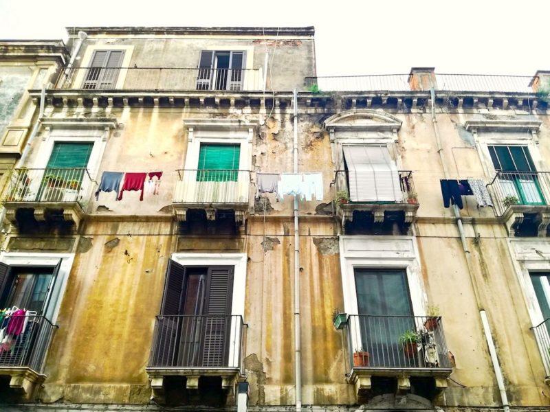 Quartiere San Berillo di Catania