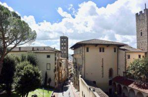 Cosa vedere ad Arezzo centro
