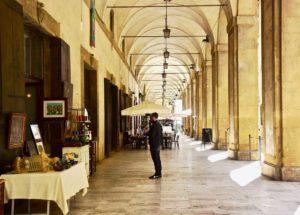Cosa vedere ad Arezzo le logge del Vasari