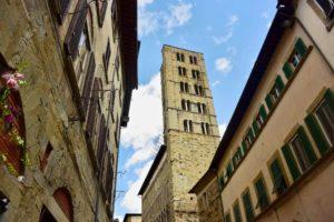 Cosa vedere ad Arezzo la Pieve