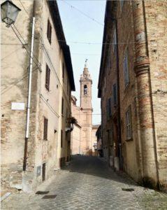 corinaldo il borgo di santa maria goretti a senigallia e dintorni
