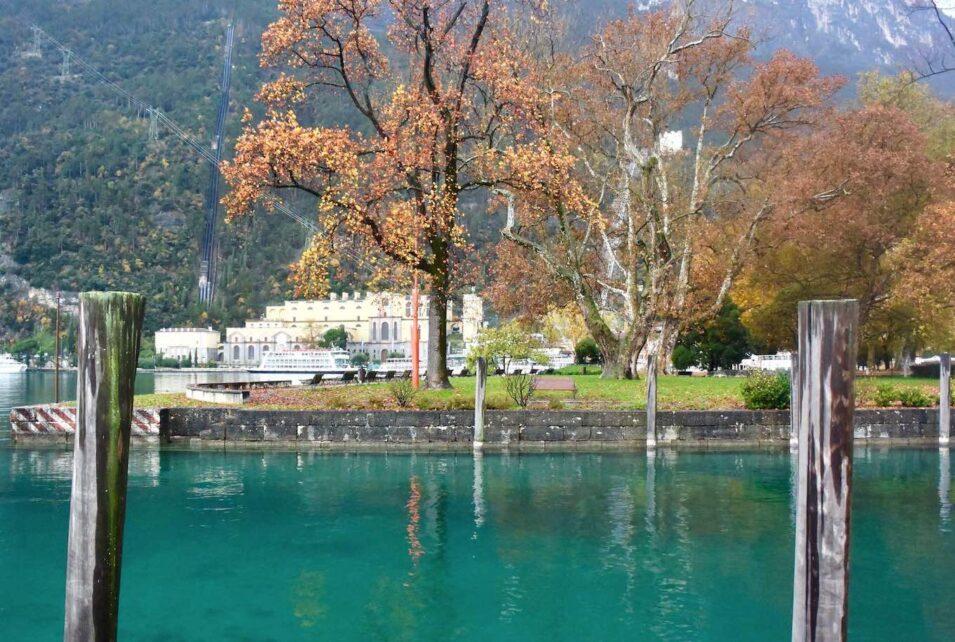 Guida sul lago di Garda Trentino