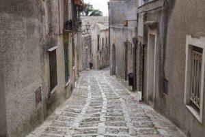 Erice tra i borghi siciliani da visitare