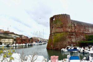 cosa vedere a Livorno fortezza vecchia