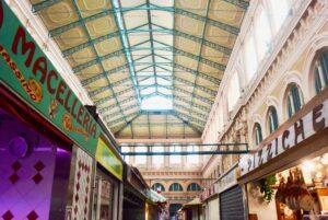 cosa vedere a Livorno il mercato centrale