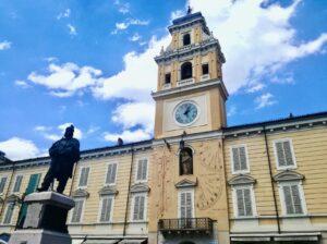 cosa vedere a Parma piazza garibaldi