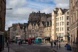 Edimburgo tra le città da visitare in Europa