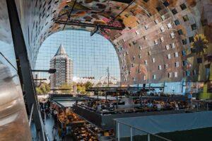 Rotterdam tra le città da visitare in Europa