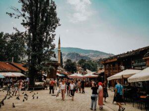 Sarajevo tra le città da visitare in Europa