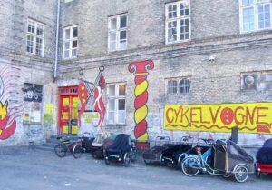 Copenaghen in due giorni Christiania