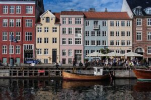 Copenaghen in due giorni Nyhavn