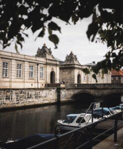 Copenaghen in due giorni Christiansborg