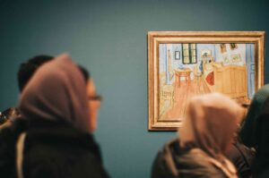 museo di van gogh tra i musei di amsterdam