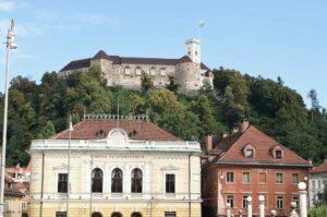 Lubiana, cosa vedere: il Castello