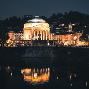 cosa visitare a Torino? la chiesa della gran madre