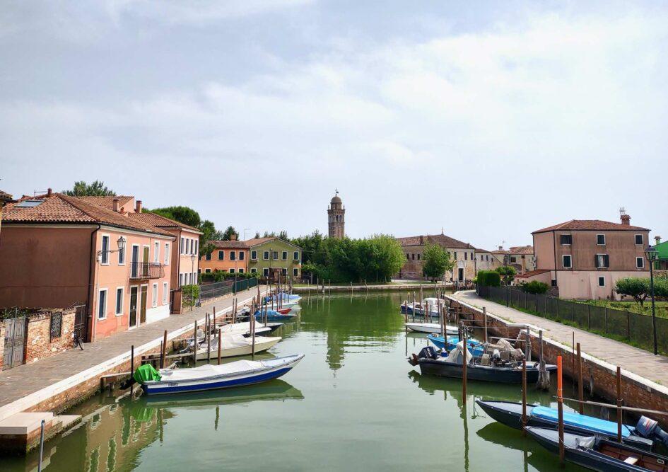 centro di mazzorbo venezia