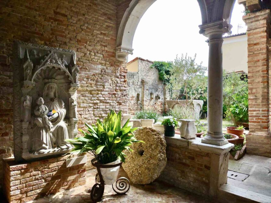 chiesa di santa caterina mazzorbo