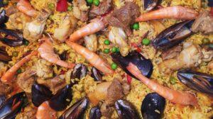 paella tra i migliori piatti spagnoli