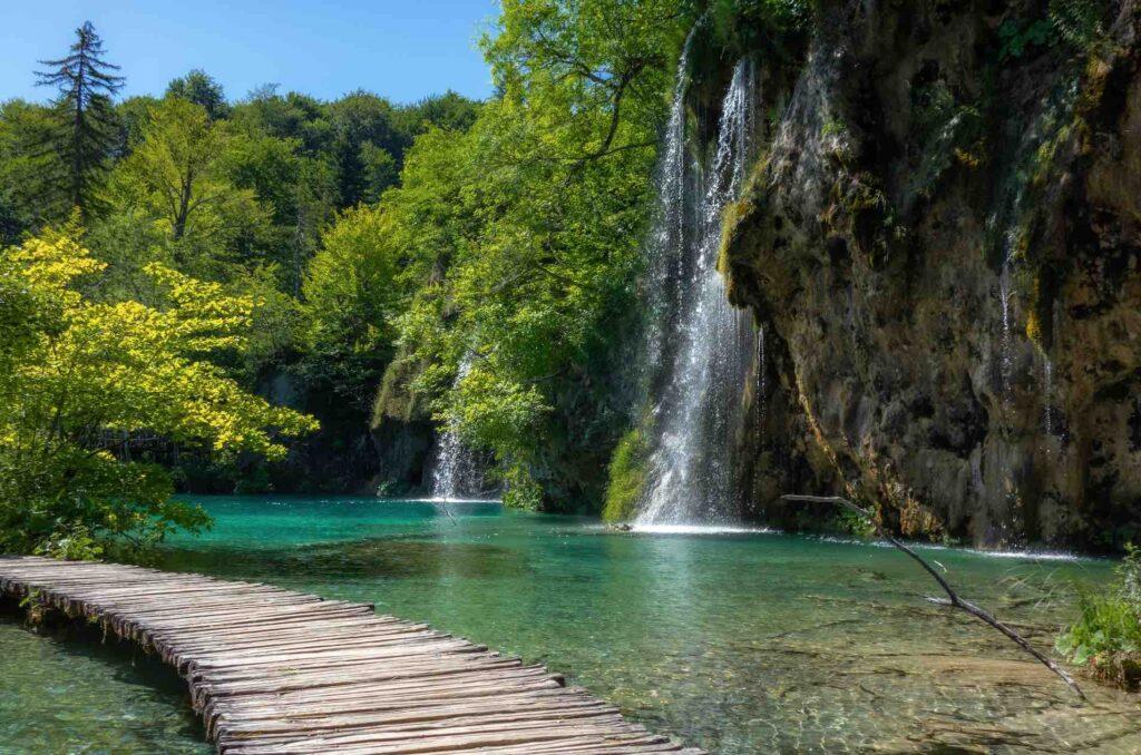 viaggio in croazia, visitare i laghi di plitvice