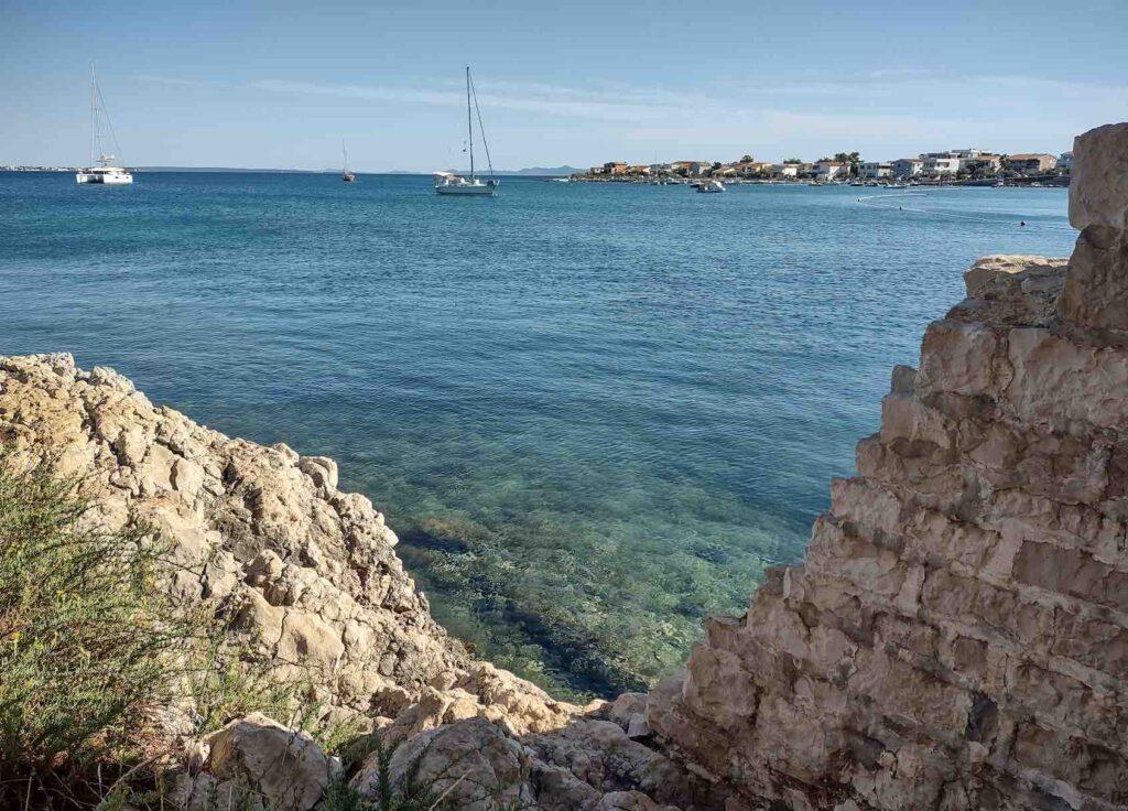viaggio in croazia, dove andare in spiaggia