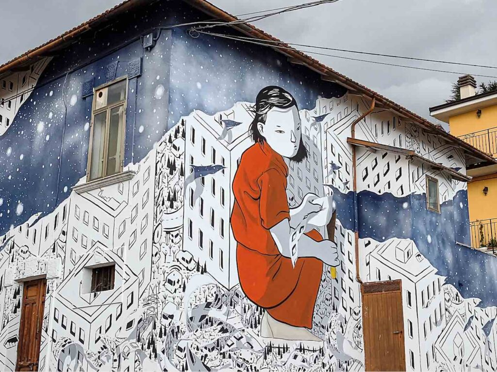 Visitare Aielli in Abruzzo