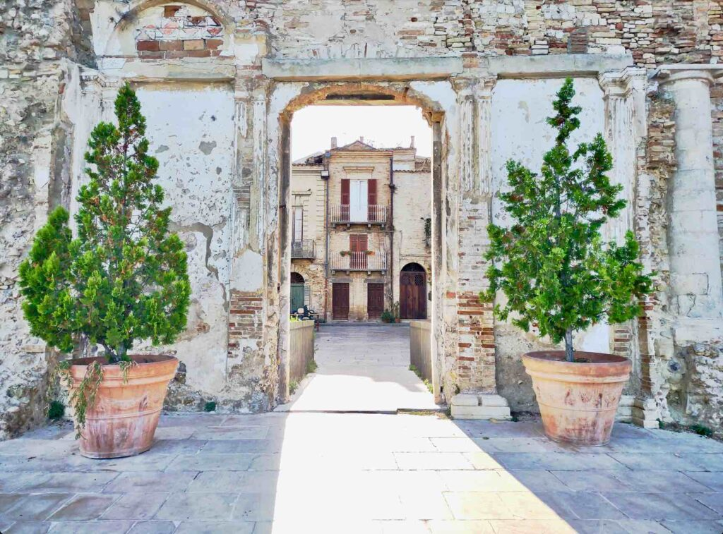 città di mare in Abruzzo