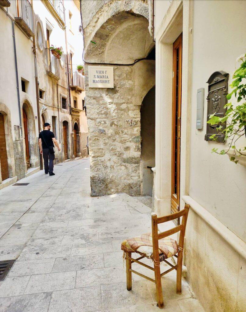 Visitare Pacentro in Abruzzo